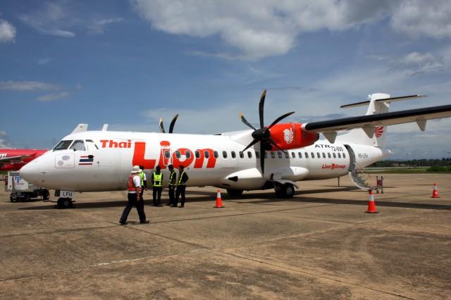 スラートターニ空港 - Surat Thani Airport [URT/VTSB]で撮影されたスラートターニ空港 - Surat Thani Airport [URT/VTSB]の航空機写真(フォト・画像)