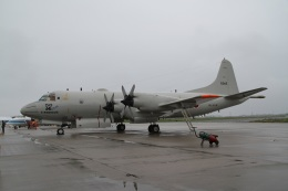 mountainhomeさんが、米子空港で撮影した海上自衛隊 P-3Cの航空フォト(飛行機 写真・画像)