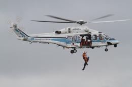 mountainhomeさんが、米子空港で撮影した海上保安庁 AW139の航空フォト(飛行機 写真・画像)