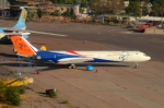 RUSSIANSKIさんが、ユジュニ空港で撮影したAir Trust Company Il-62Mの航空フォト(写真)
