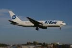 RUSSIANSKIさんが、ブヌコボ国際空港で撮影したUTエア・アビエーション 767-224/ERの航空フォト(写真)