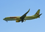 じーく。さんが、ハンブルク空港で撮影したトゥイフライ 737-8K5の航空フォト(飛行機 写真・画像)