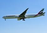 じーく。さんが、ハンブルク空港で撮影したエミレーツ航空 777-36N/ERの航空フォト(写真)