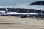 T.Sazenさんが、関西国際空港で撮影したマレーシア航空 777-2H6/ERの航空フォト(飛行機 写真・画像)