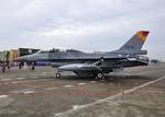 RA-86141さんが、岡山基地で撮影した中華民国空軍 F-16B Fighting Falconの航空フォト(写真)