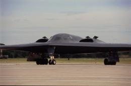 takeshifangさんが、ホワイトマン空軍基地で撮影したアメリカ空軍 B-2 Spiritの航空フォト(飛行機 写真・画像)