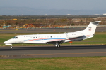 ATOMさんが、新千歳空港で撮影したパナマ政府 EMB-135BJ Legacyの航空フォト(飛行機 写真・画像)