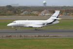 ATOMさんが、新千歳空港で撮影した不明 Falcon 2000の航空フォト(飛行機 写真・画像)