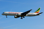 ロンドン・ヒースロー空港 - London Heathrow Airport [LHR/EGLL]で撮影されたエチオピア航空 - Ethiopian Airlines [ET/ETH]の航空機写真