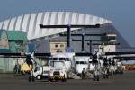KAWAIさんが、札幌飛行場で撮影したエアーニッポンネットワーク DHC-8-314Q Dash 8の航空フォト(写真)
