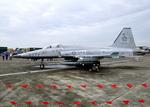 RA-86141さんが、岡山基地で撮影した中華民国空軍 F-5E Tiger IIの航空フォト(飛行機 写真・画像)