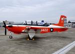 RA-86141さんが、岡山基地で撮影した中華民国空軍 T-34C Turbo Mentorの航空フォト(写真)