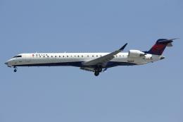 航空フォト:N800SK スカイウエスト CRJ-900