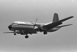 チャーリーマイクさんが、伊丹空港で撮影した東亜国内航空 YS-11-129の航空フォト(飛行機 写真・画像)