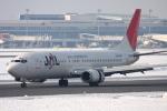 ATOMさんが、新千歳空港で撮影したJALエクスプレス 737-446の航空フォト(飛行機 写真・画像)