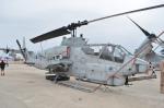 kon chanさんが、普天間飛行場で撮影したアメリカ海兵隊 AH-1W SuperCobraの航空フォト(写真)