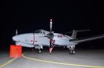 kon chanさんが、普天間飛行場で撮影したアメリカ海兵隊 UC-12W Super King Air (A200C)の航空フォト(写真)
