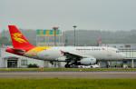 Dojalanaさんが、函館空港で撮影した北京首都航空 A319-133CJの航空フォト(飛行機 写真・画像)