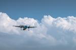 tsuna72さんが、福岡空港で撮影した天草エアライン DHC-8-103Q Dash 8の航空フォト(飛行機 写真・画像)