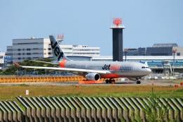 naotonopapaさんが、成田国際空港で撮影したジェットスター A330-202の航空フォト(飛行機 写真・画像)