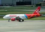 じーく。さんが、ハンブルク空港で撮影したエア・マルタ A319-111の航空フォト(写真)