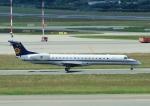 じーく。さんが、ハンブルク空港で撮影したベルギー空軍 ERJ-145LRの航空フォト(飛行機 写真・画像)