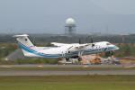 ATOMさんが、新千歳空港で撮影した海上保安庁 DHC-8-315 Dash 8の航空フォト(写真)