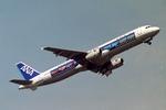 SKYLINEさんが、羽田空港で撮影した全日空 A321-131の航空フォト(飛行機 写真・画像)