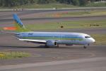 ATOMさんが、新千歳空港で撮影したAIR DO 737-46Mの航空フォト(飛行機 写真・画像)