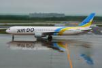 T.Sazenさんが、新千歳空港で撮影したAIR DO 767-381の航空フォト(飛行機 写真・画像)