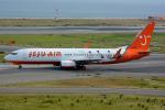 Tomo-Papaさんが、関西国際空港で撮影したチェジュ航空 737-8BKの航空フォト(写真)