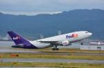 T.Sazenさんが、関西国際空港で撮影したフェデックス・エクスプレス A310-324(F)の航空フォト(飛行機 写真・画像)