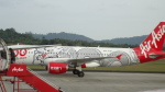 kenmariさんが、ランカウイ国際空港で撮影したエアアジア A320-216の航空フォト(写真)