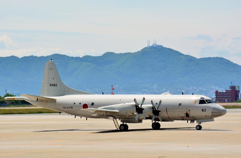 Dojalanaさんの海上自衛隊 Kawasaki P-3C Orion (5082) 航空フォト