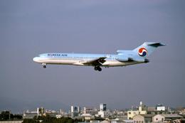航空フォト:HL7350 大韓航空 727-200