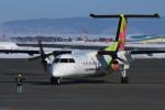 KAWAIさんが、女満別空港で撮影したエアーニッポンネットワーク DHC-8-314Q Dash 8の航空フォト(写真)
