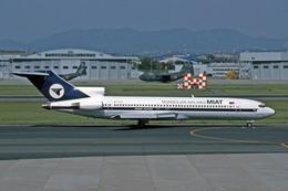 航空フォト:MT-1054 MIATモンゴル航空 727-200