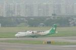 たのさんが、台北松山空港で撮影した立栄航空 ATR-72-600の航空フォト(飛行機 写真・画像)