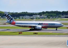 mojioさんが、成田国際空港で撮影したジェットスター A330-202の航空フォト(飛行機 写真・画像)