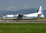 RA-86141さんが、台北松山空港で撮影した中華民国空軍 50の航空フォト(飛行機 写真・画像)