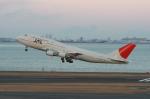 マスターMさんが、羽田空港で撮影した日本航空 747-446Dの航空フォト(写真)