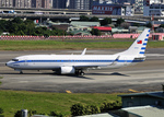 RA-86141さんが、台北松山空港で撮影した中華民国空軍 737-8ARの航空フォト(飛行機 写真・画像)