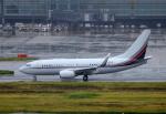 Dreamer-K'さんが、羽田空港で撮影したF & L エイビエーション 737-7BC BBJの航空フォト(写真)
