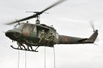 ☆NSさんが、遠軽駐屯地で撮影した陸上自衛隊 UH-1Jの航空フォト(写真)