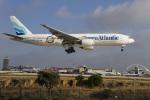 LAX Spotterさんが、ロサンゼルス国際空港で撮影したユーロアトランティック・エアウェイズ 777-212/ERの航空フォト(写真)