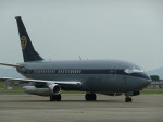 さっしんさんが、名古屋飛行場で撮影したスカイ・アヴィエーション 737-2W8/Advの航空フォト(写真)