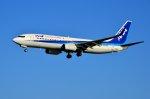 ちいたさんが、那覇空港で撮影した全日空 737-881の航空フォト(写真)