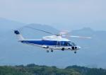mojioさんが、静岡空港で撮影した三菱商事 S-76C++の航空フォト(飛行機 写真・画像)