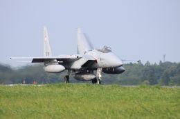 tokotokoさんが、茨城空港で撮影した航空自衛隊 F-15J Eagleの航空フォト(写真)