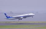 TakahitoIkawaさんが、羽田空港で撮影した全日空 767-381の航空フォト(写真)